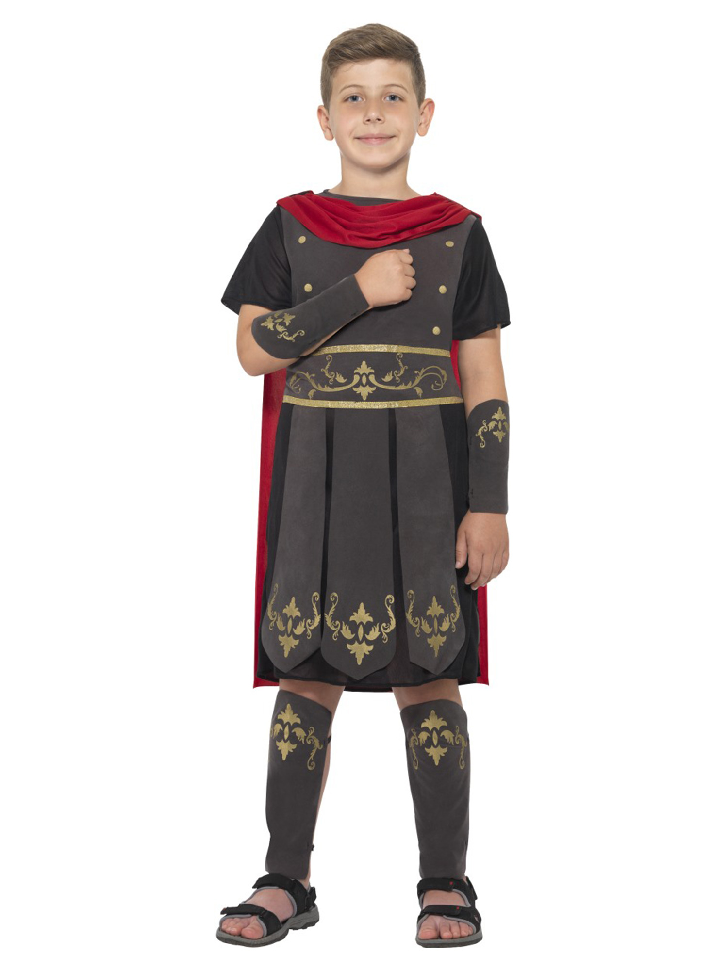Roman Soldier Costume for Kids  sc 1 st  Walmart & Roman Soldier Costume for Kids - Walmart.com