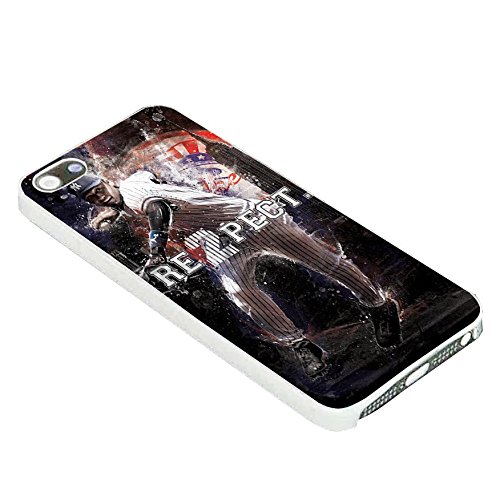 Ganma Respect Derek Jeter Wall R2pect Case For iPhone Case (Case For iPhone 6s plus White)