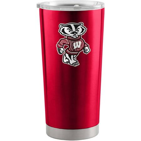 Michigan Wolverines Ncaa Tumbler - NCAA Wisconsin Badgers 20 oz Ultra Tumbler