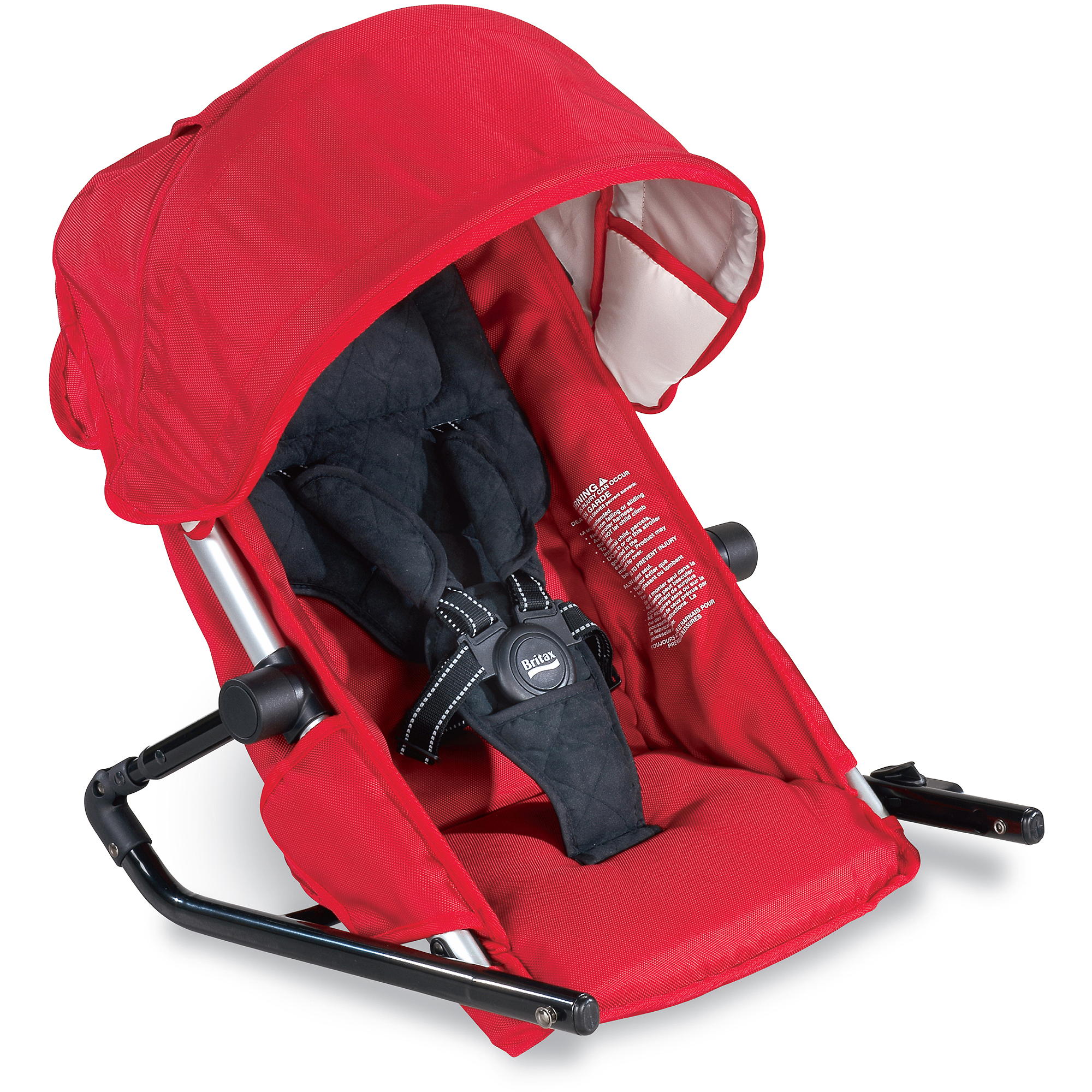 Britax B-Ready Second Seat, Red