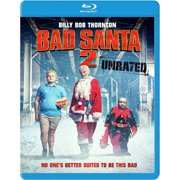 Bad Santa 2 (Unrated) (Blu-ray) (Widescreen) by Broad Green Pictures