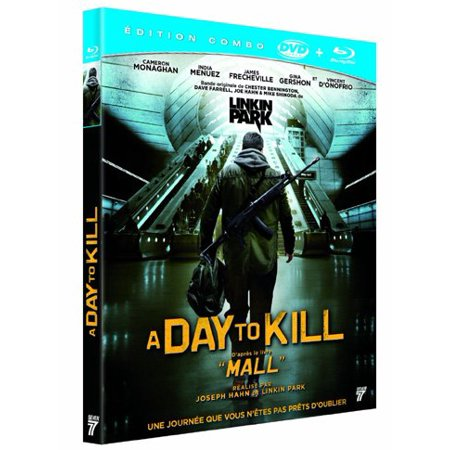 A Day to Kill (2014) ( Mall ) (Blu-Ray & DVD Combo) [ NON-USA FORMAT, Blu-Ray, Reg.B Import - France ] (Lee Mall)