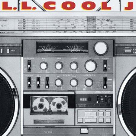 LL Cool J - Radio - Vinyl (Ll Cool J Standing At The Bus Stop)