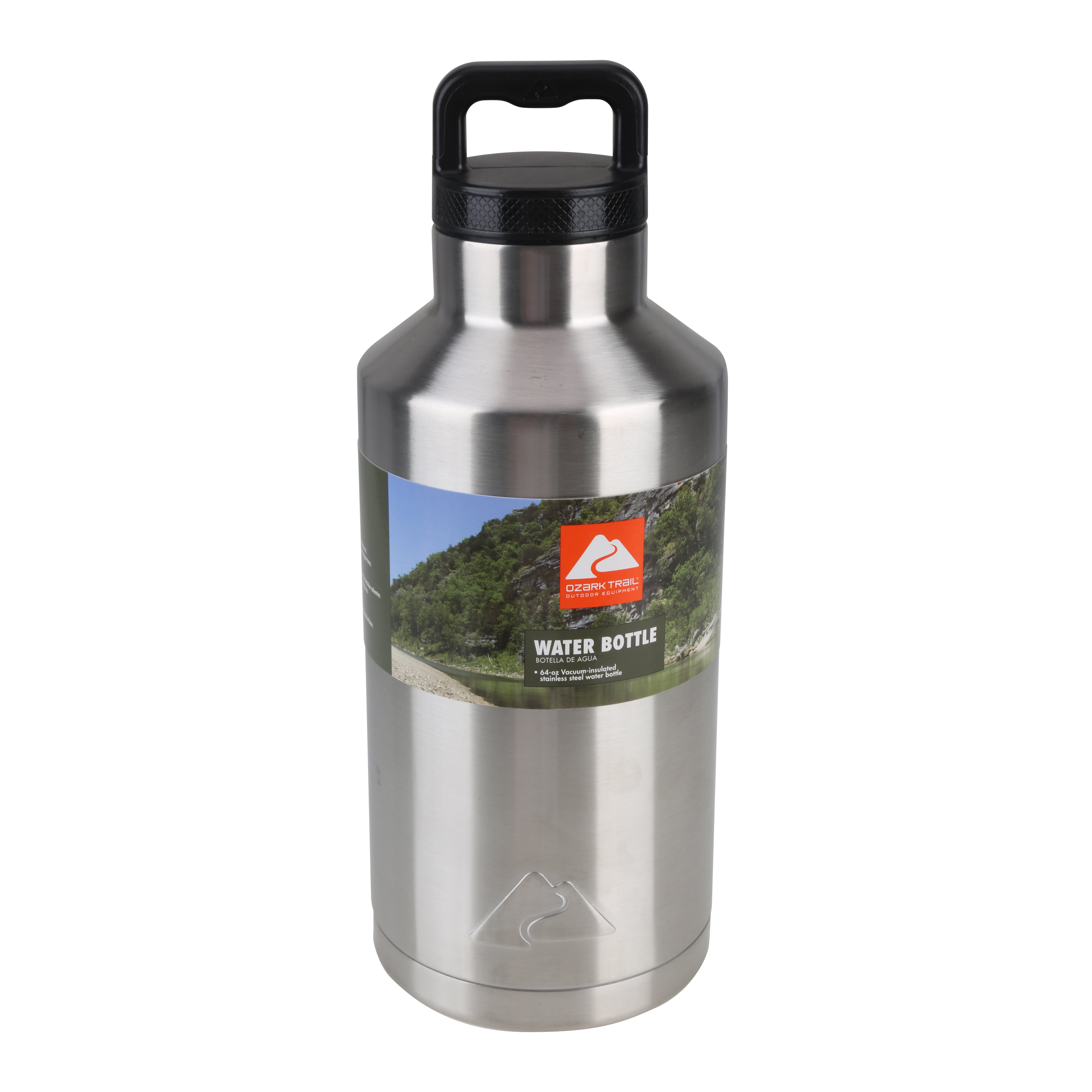 Childrens Kids Jungle Metal Camping Walking Hot Cold Drinks Water Bottle Flask