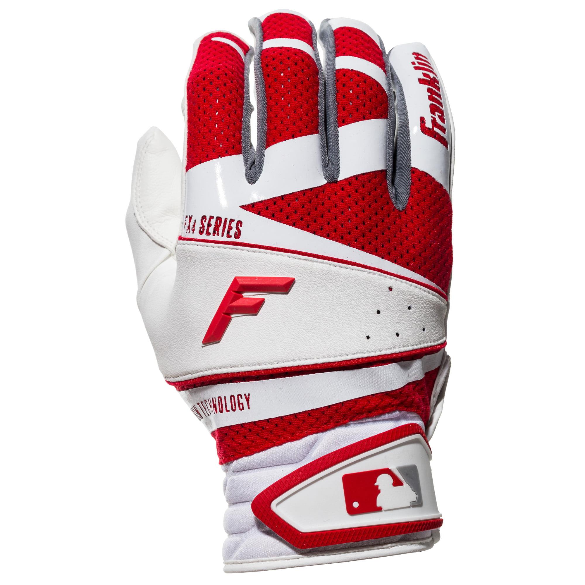 Franklin Sports MLB Freeflex Pro Series Batting Gloves by Franklin Sports