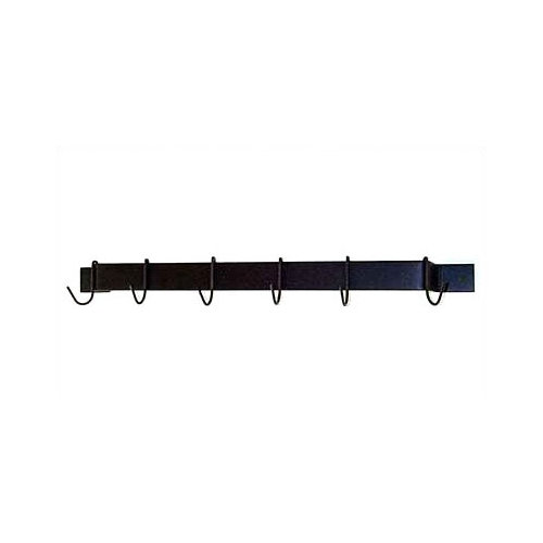 Grace Collection Utility Wall Mounted Pot Rack