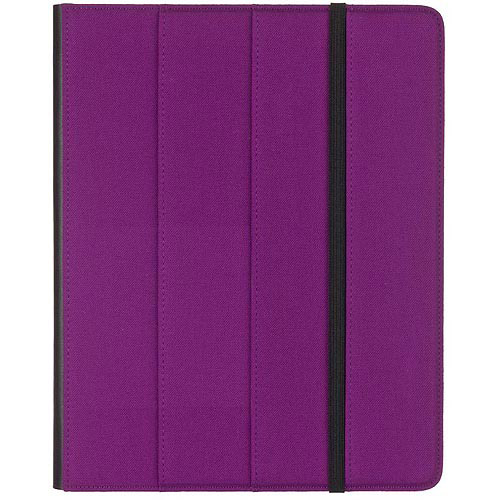 M-Edge Trip Jacket for iPad 2/3 Purple uView Folio Stand ...