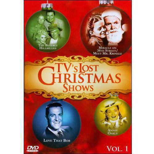 TV's Lost Christmas Shows, Vol. 1