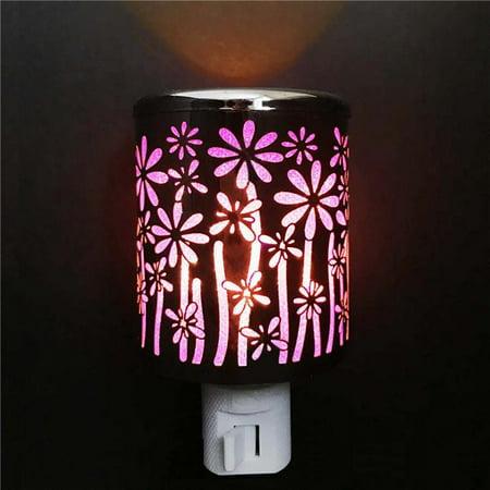 ACE NL 1105 Aluminum Crafted LED Night Light - Flower Ace Hardware Led Lights