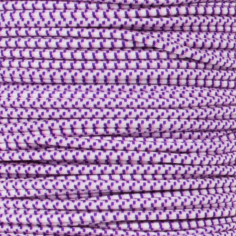 "1/8"" Shock Cord (also known as bungee cord) For Replacement, Repair, & Outdoors – Variety of Colors available in 10, 25, & 50 Foot Lengths"