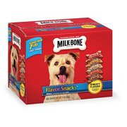 Milk-Bone Flavor Snacks Dog Biscuits, for Small/Medium-sized Dogs, 7 lb Bag