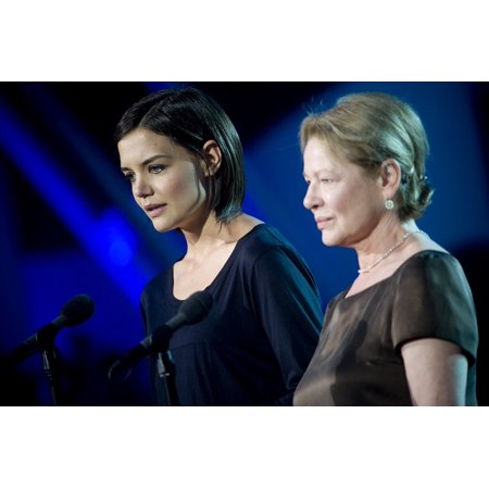 Laminated Poster Katie Holmes Model Dianne Wiest Stage Actresses Poster Print 24 X 36