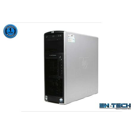 HP Workstation xw6600 TOW Standard Refurbished PC - Intel Xeon E5345 2.33  GHz 4GB ECC DIMM DDR2 SATA 3.5
