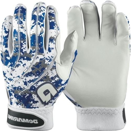 DeMarini Digi Camo Batting Glove (Navy/Medium)