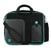 Mens and Womens Laptop Messenger Bag Shoulder Bag Briefcase 11.6 inch for iPad Pro 11, Acer Asus HP Lenovo Samsung Chromebook