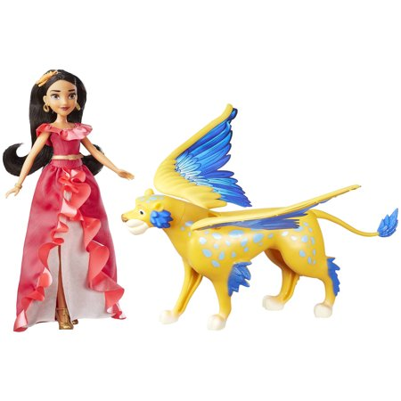 Disney Elena Of Avalor And Skylar 2 Pack