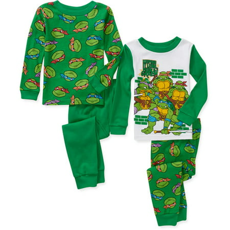 Baby Toddler Boy Character Cotton Pajama