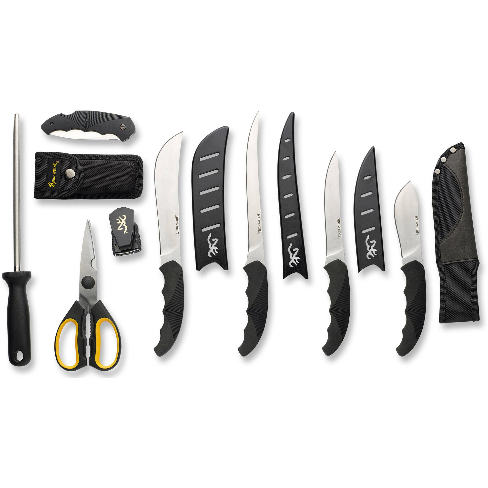 Special Offer Browning DIY Butcher Kit Clam Before Special Offer Ends