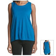 Two By Vince Camuto NEW Blue Women's Size Large L Tank Cami Blouse