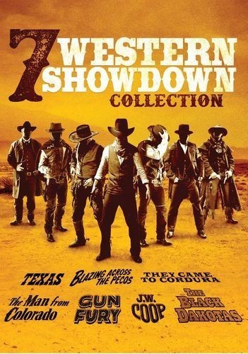 7 Western Showdown Collection by
