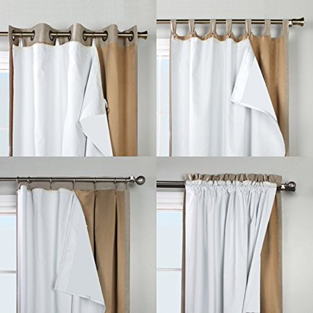 Commonwealth Thermaplus Hotel Quality Superior Liner Blackout Curtain Lining