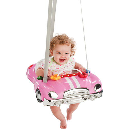 Evenflo - Car Doorway Jumper, Pink