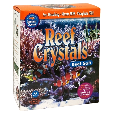 Instant Ocean Reef Crystal Reef Sea Salt