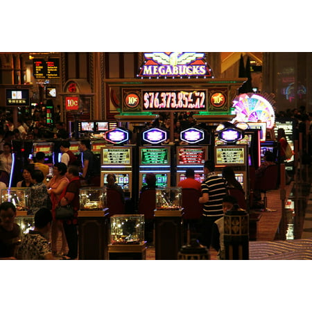 LAMINATED POSTER Style Casino Entertainment Culture Macau Poster Print 24 x 36 - Casino Style