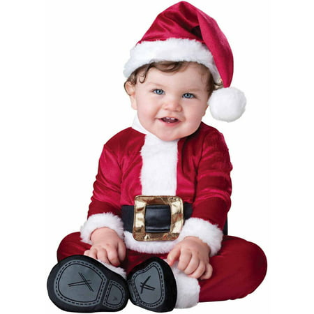 Baby Santa Boys' Toddler Halloween Costume - Halloween Costumes Toddlers Boy