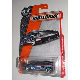 Red #101//125 2016 MBX Explorers Lamborghini LM002 Matchbox
