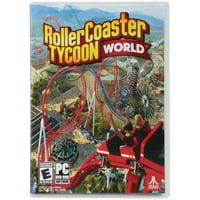 RollerCoaster Tycoon World, Atari, PC, 853575005747