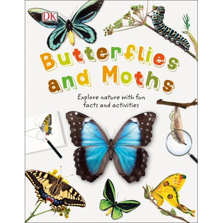 Butterflies and Moths : Explore Nature with Fun Facts and Activities](Halloween Fun Food Facts)