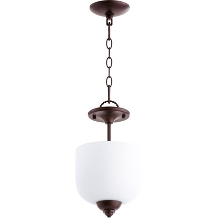 Semi Flush Mounts 3 Light With Oiled Bronze Finish Candelabra Base Bulbs 8 inch 180 Watts 3 Oiled Bronze Finish