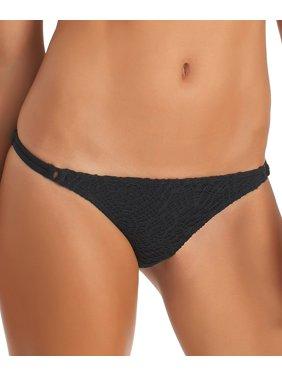 e6ee1472830 Product Image Summer Hurley Swim Wear Vintage Woven Lace Low Rise Multi  Stripe Bikini Bottom