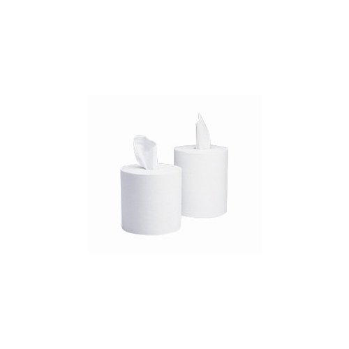 SCOTT SCOTT Center-Pull Towels, 8 x 15, White, 250 per Roll, 6/carton