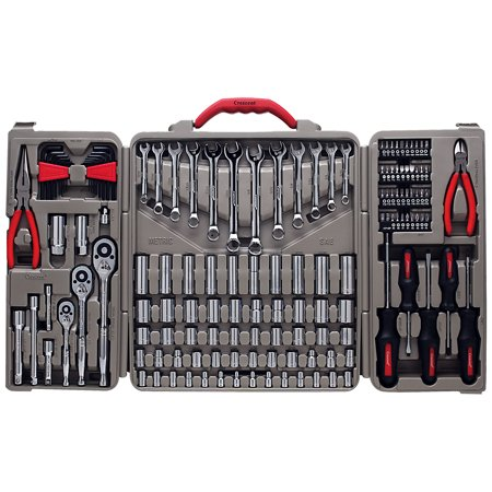 Crescent CTK148MPN 148 Piece Professional Mechanics Tool (Professional Mechanics Tool)