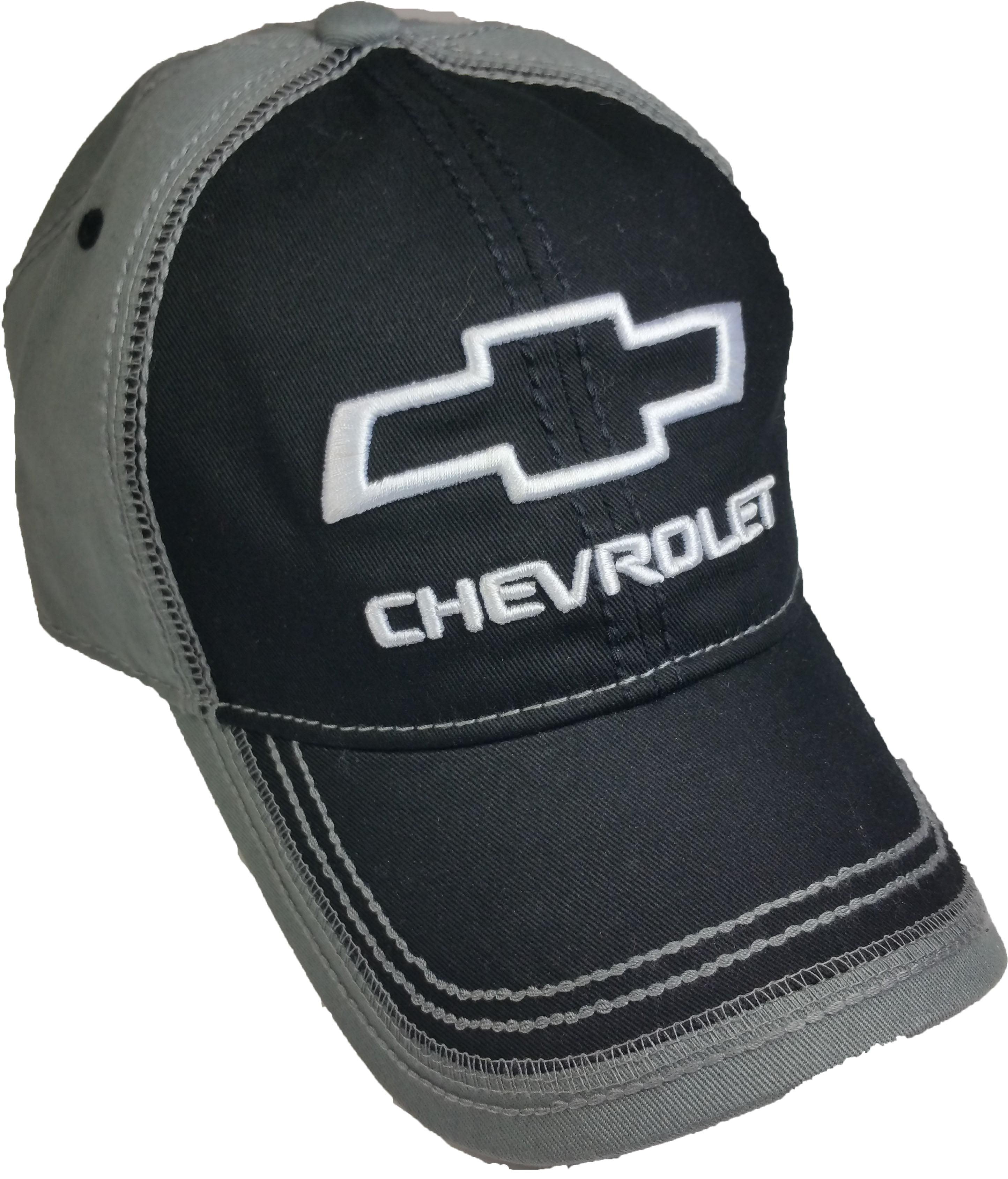 Gm Chevy Chevrolet Bowtie Logo muscle car Basecap Casquette Trucker Baseball Cap NEUF
