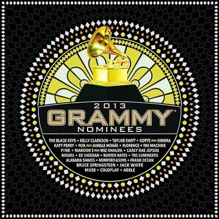 Grammy R  Nominees 2013
