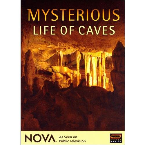 NOVA: Mysterious Life Of Caves (Widescreen)