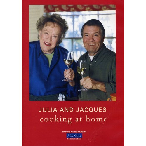 Image of Julia And Jacques Cooking At Home