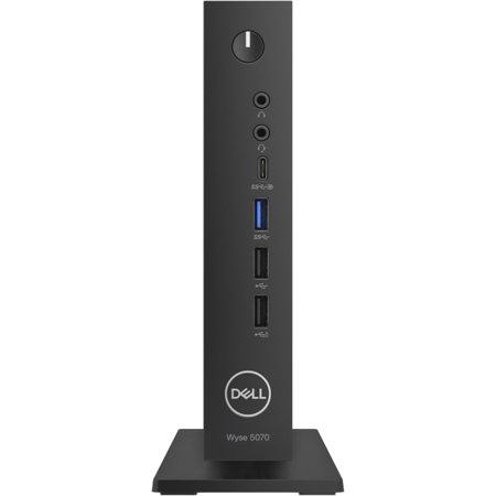 Dell Wyse 5070 Thin Client - Intel Celeron J4105 1 5GHz - 4GB - 32GB Flash  - Windows 10 IoT