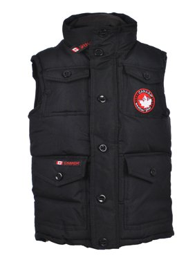 Canada Weather Gear Boys' Insulated Vest