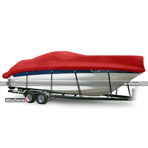 Eevelle WindStorm Walk Around Cuddy Cabin Outboard Boat Cover
