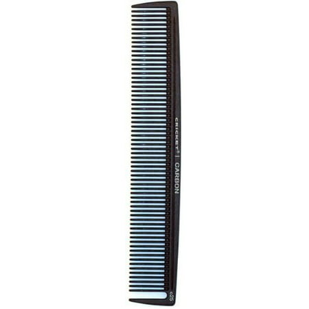 Cricket Carbon Multi Purpose Hair Cutting Comb Model (Best Cricket Comb For Curly Hairs)