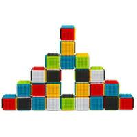 Infantino Press & Stay Sensory Blocks 6+m - 24 CT24.0 CT