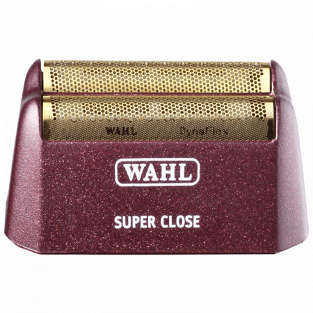 Wahl Shaver/Shaper Replacement Super Close Foil Gold 5 Star Series (Wahl 5 Star Series Rechargeable Shaver Shaper)