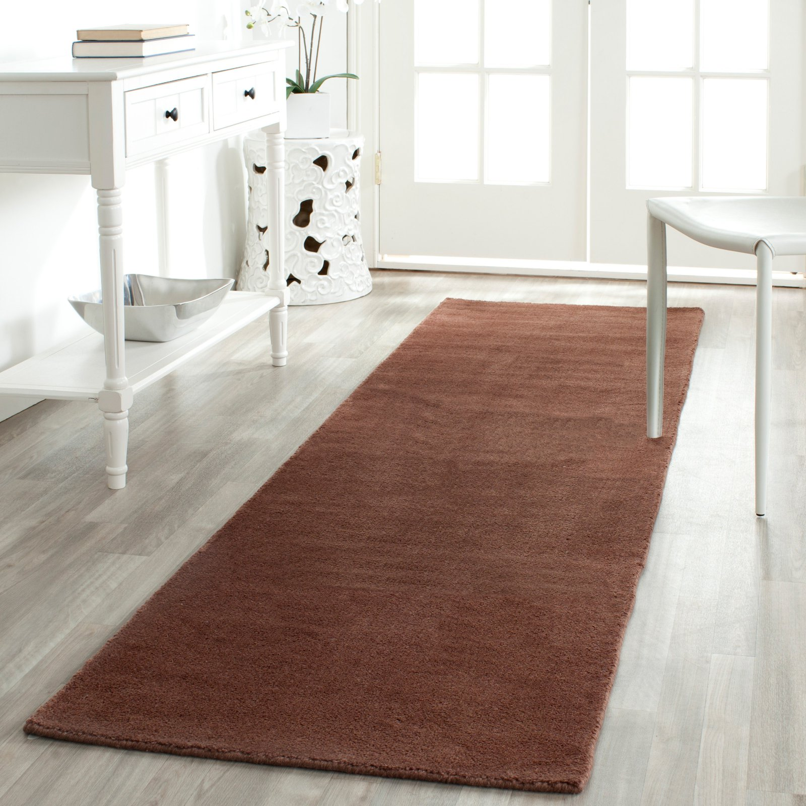 Safavieh Himalaya Rachelle Solid Area Rug or Runner
