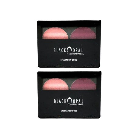 2 x Black Opal Color Splurge Eye Shadow Duos Racy Marven - 027811030903