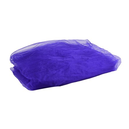 Wedding Party Marriage Organza Decoration Prop Shaman Gauze Purple 10M Length](Wedding Reception Decoration)