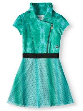 Descendants 3 Graphic Vest Tutu Dress (Little Girls & Big Girls)